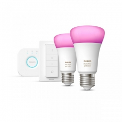 Philips HUE osnovni komplet White and color ambiance E27 929002216806